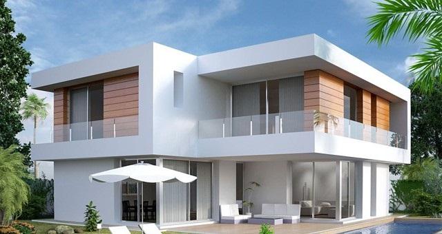 Facade Villa Moderne Marocaine ~ intérieur & meubles
